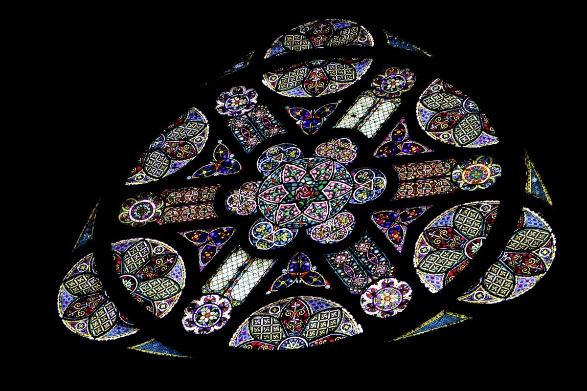 Roseton catedral Manizales