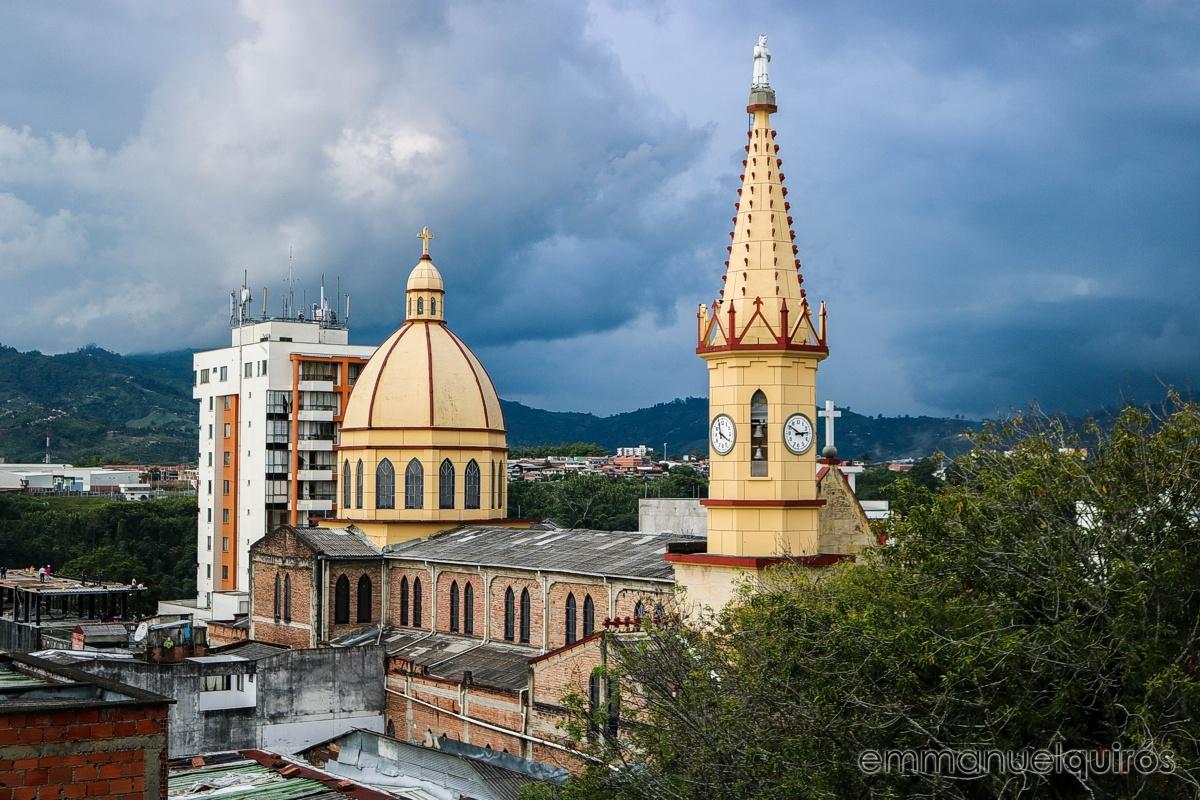 Iglesia Claret - Lago Uribe - Pereira